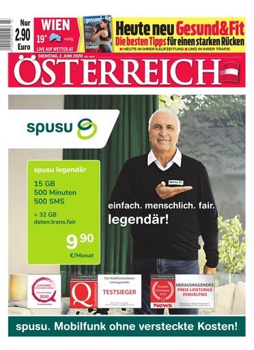 E-Paper Cover Wien